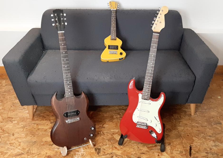 guitares faites main